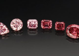Invest in pink diamonds