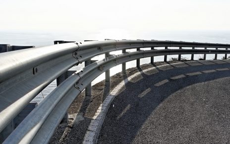 Who thinks about new guard rails?
